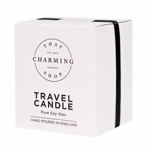 City Lights - City Candle - Berlin Travel Candle - Juniper Cedarwood Candle - That Charming Shop