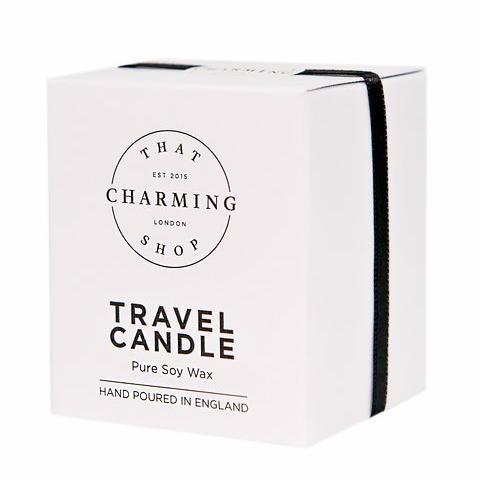 City Lights Candle - City Candle - Paris Travel Candle - Lavender Rose Sandalwood Candle - That Charming Shop