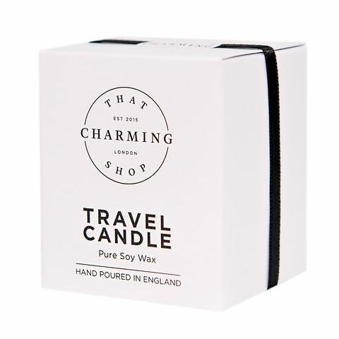 Limoncello Candle - Limoncello Travel Candle - That Charming Shop