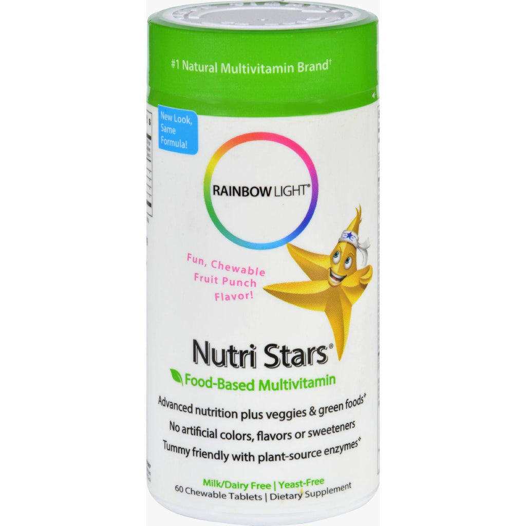Rainbow Light Vitamins And Minerals True Club Rating