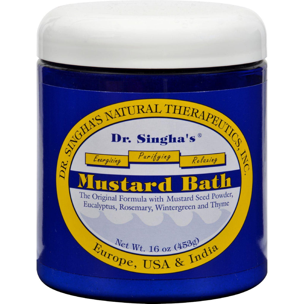 Dr. Singha's Mustard Bath Bath And Body True Club Rating