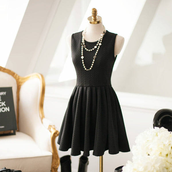 Sleeveless vest dress - AddOneClothing - 5