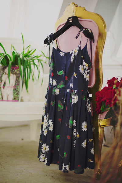 Japanese fashion cherry fruit printed dress - AddOneClothing - 9