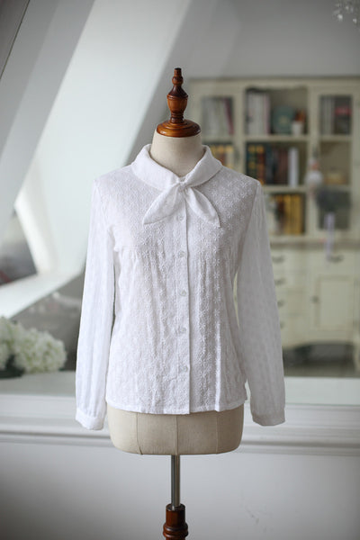 Autumn lace shirt - AddOneClothing - 12