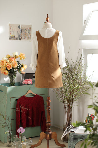 Fall - Winter dress - AddOneClothing - 12
