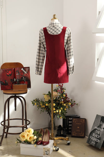 Fall - Winter dress - AddOneClothing - 15