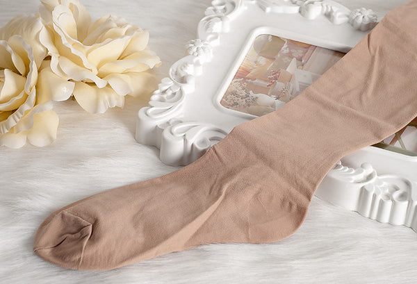 early autumn 180D pressure Step foot socks / pantyhose (two styles) - AddOneClothing