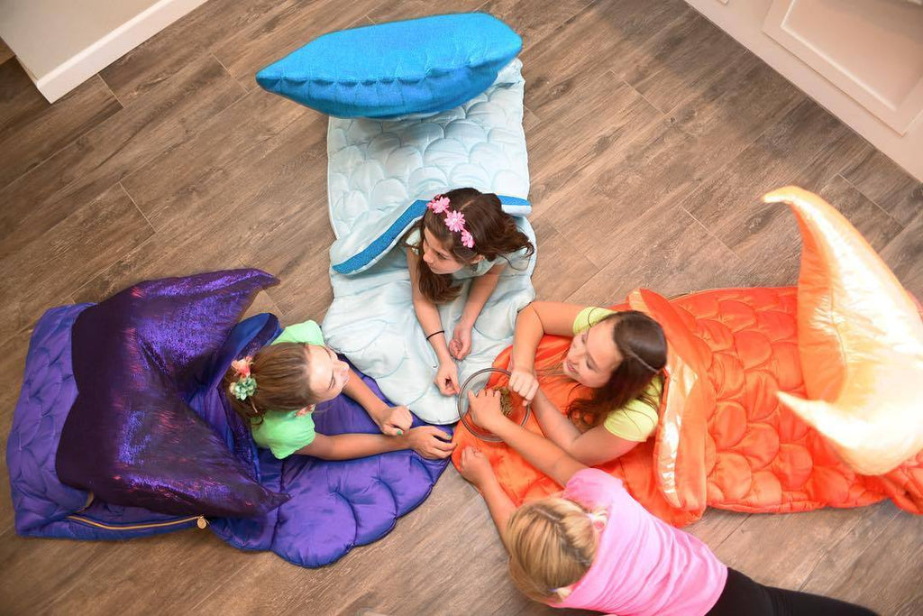 MUST HAVE MOVIES FOR EVERY SLEEPOVER