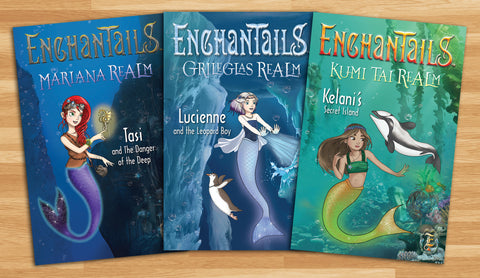 Enchantails 3 Book Bundle