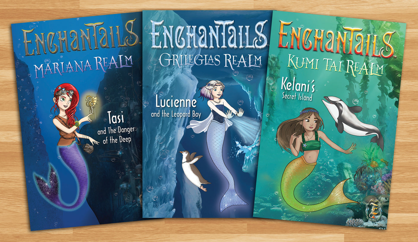 Enchantails 3 Book Set - Enchantails