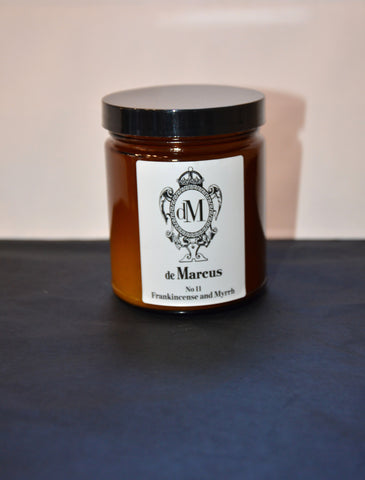 De Marcus Candles- #11 Frankincense & Myrrh