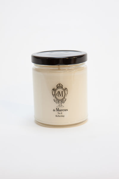 De Marcus Candles- #9 Very Vanilla