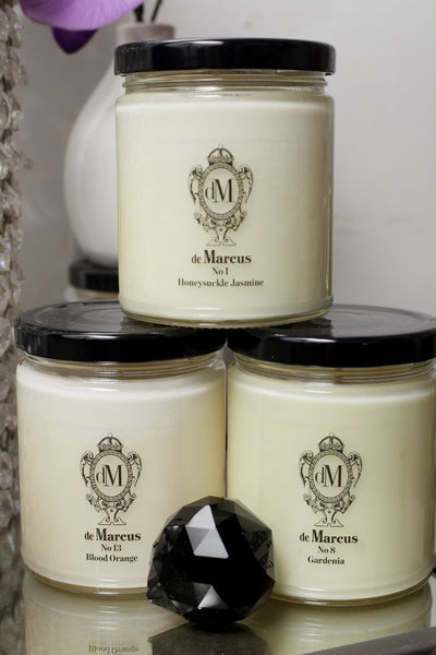 De Marcus Candles- #13 Blood Orange