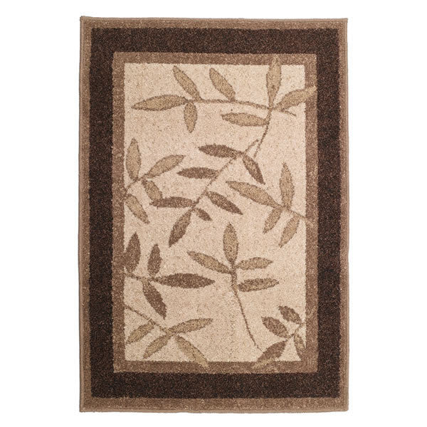 "31"" x 45"" Olefin Contemporary Rug, Twiggy Frappe"