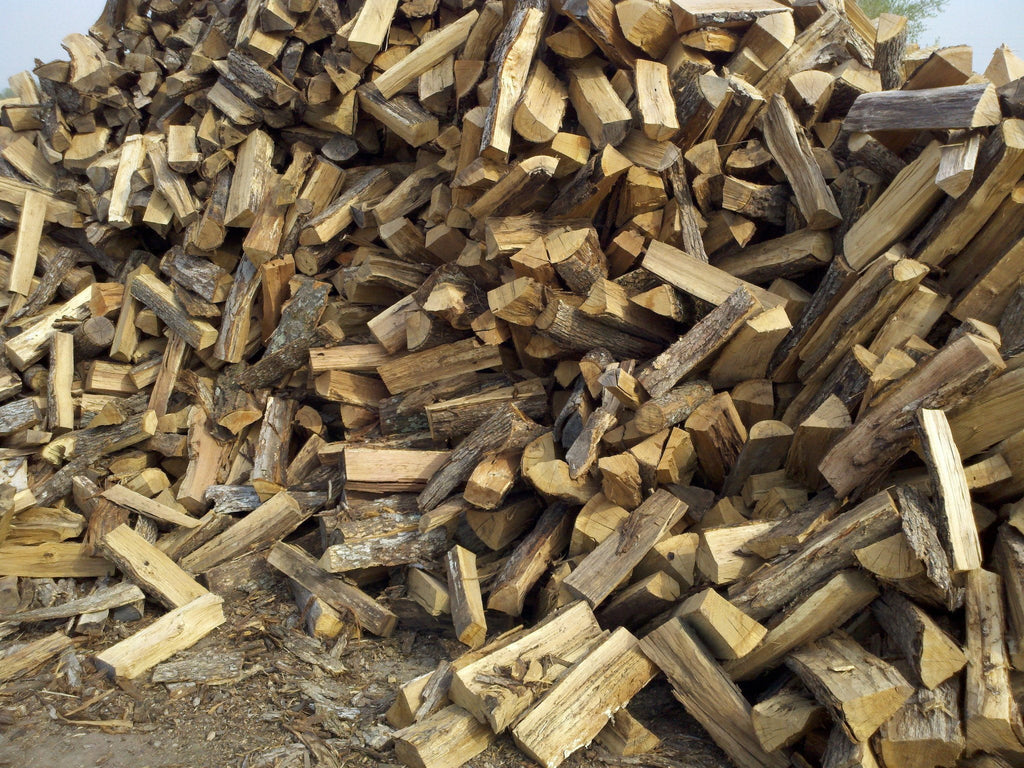 Oak Logs are great for wood ovens and fireplaces. – Woodchuck Firewood