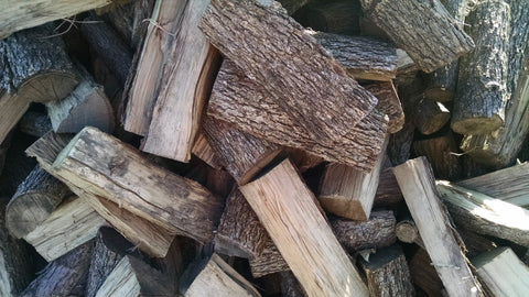 BBQ Pecon Pecan Smoking wood bbq logs Firewood