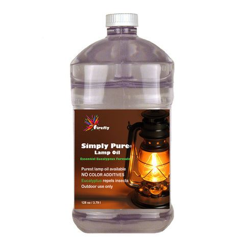 Simply Pure Lamp Oil with Eucalyptus 128oz