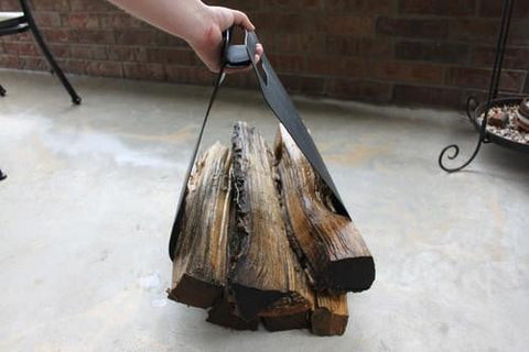 Log Rack Firewood Rack Woodhaven Firewood carrier holder