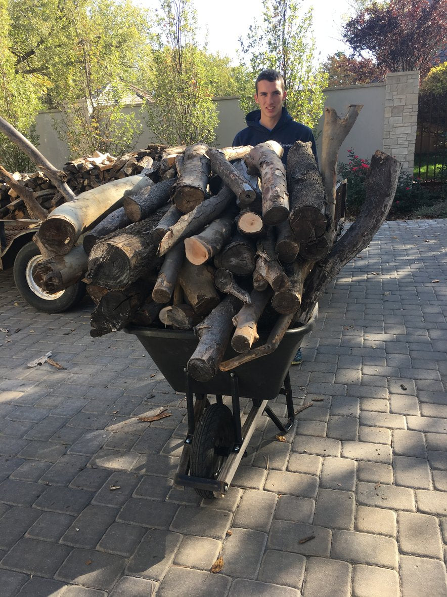 We provide any size firewood for anything you need.