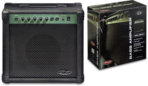 "AMP Bass 20W-8"", 20 BA USA Stagg"