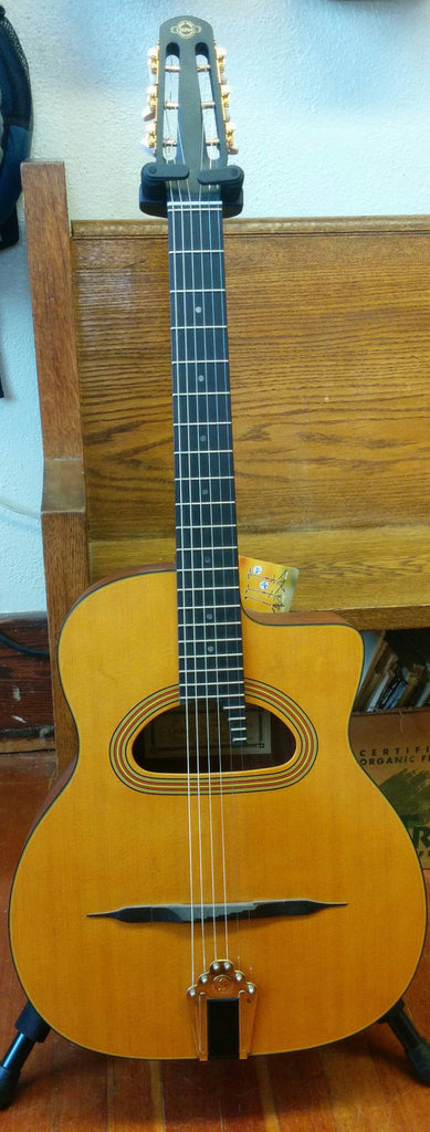 Guitar Gypsy Jazz D-hole GJ15 Cigano