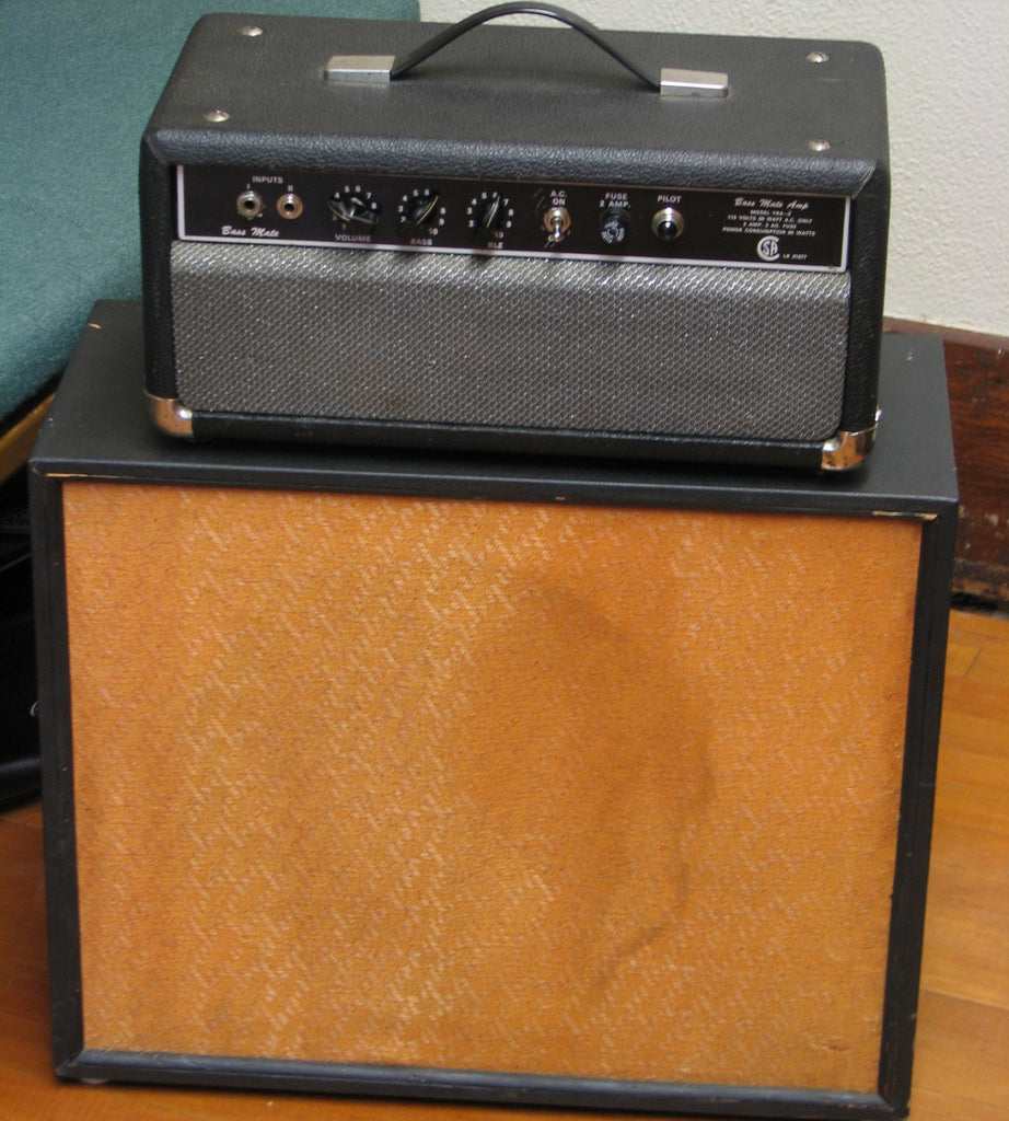 Traynor Bass Mate Amplifier