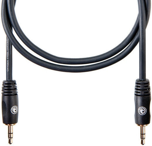 "CABLE Stereo 1/8"" 3' CS D'Addario PW"