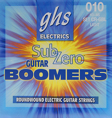 STR ElectricGtr Boomers Sub Zero light GHS