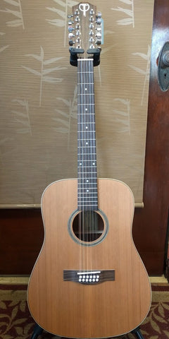 GTR 12-String Dreadnaught STS105NT-12 Teton
