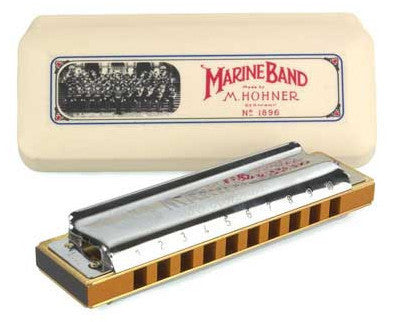 HARMONICA Marine Band Key: Bb