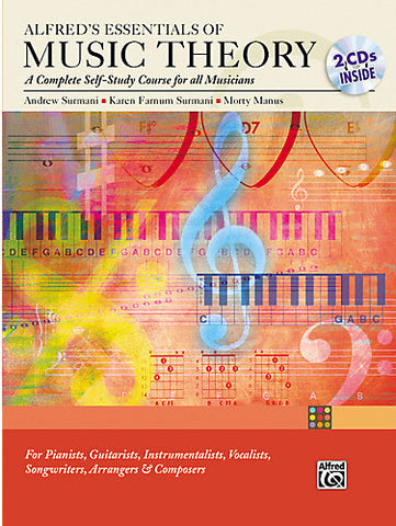BOOK & CD Essentials of Music Theory