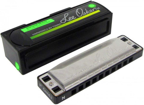 HARMONICA Lee Oskar Key: Eb Natural Minor