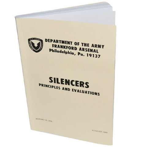 Silencers Principles and Evaluations Report