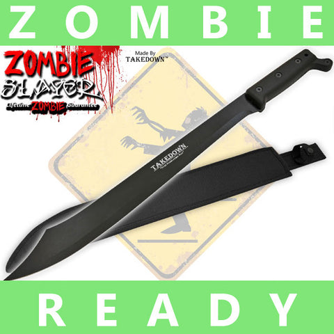 20 Inch Takedown Undead Slayer Machete
