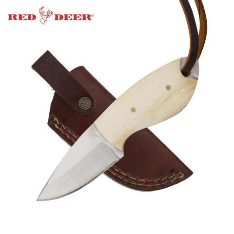 Full Tang 5 Inch Bone Hunting Knife
