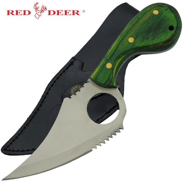 Red Deer Oklahoma Poultry Skinning Knife