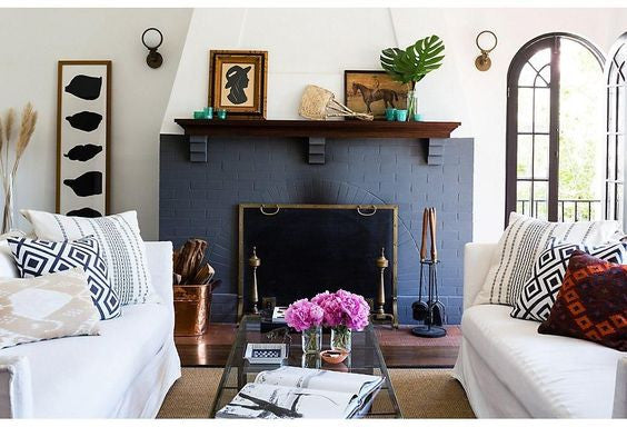Fireplace Inspiration and Change