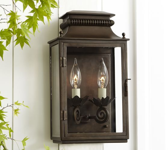 Bolton Indoor/Outdoor Sconce