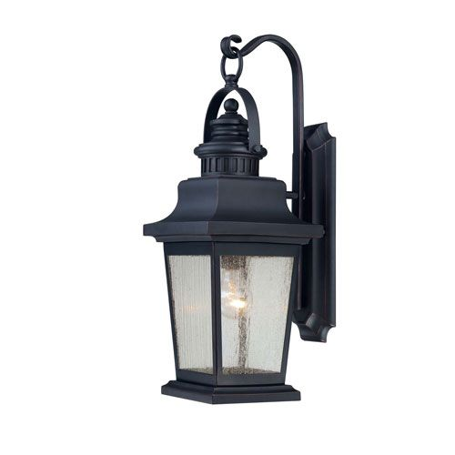 Savoy House Barrister Slate Outdoor Wall Mounted Lantern