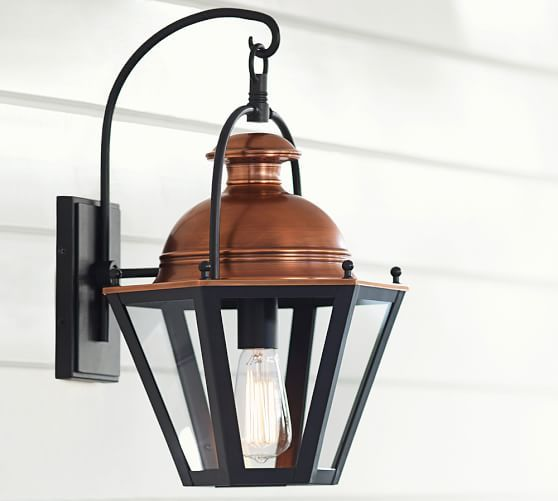 Case Indoor/Outdoor Sconce