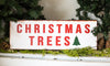 Christmas Tree Sign - Bleu Spruce