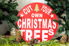 Cut Your Own Sign - Bleu Spruce