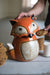 Foxy Loxy Cookie Jar