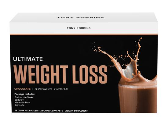 Ultimate Weight Loss™ in Chocolate or Vanilla