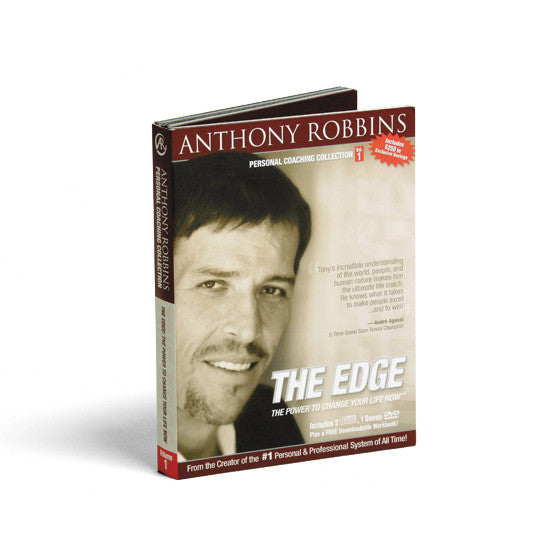 Personal Coaching Collection The Edge Tony Robbins