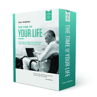 The Time of Your Life details