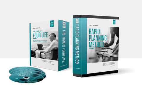 The Time of Your Life | RPM Life Management System (Planner)