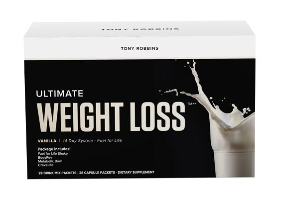 Ultimate Weight Loss™ Vanilla