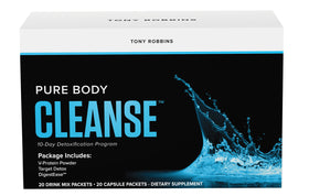 Pure Body Cleanse Dietary Supplement