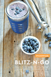 Blitz-N-Go Blueberry Chia Smoothie